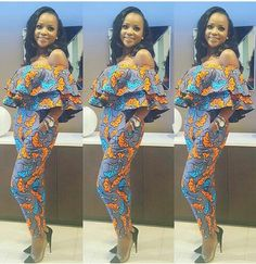 African Jumpsuits for Women, African Fashion, Ankara Jumpsuit, African Jumpsuit, African Clothing African Fashion Designers, African Inspired Fashion, African Print Fashion, Africa Fashion, Fashion Prints, Ankara Fashion, Men's Fashion, Fashion Styles, African Dresses For Women