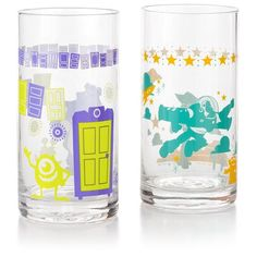 Monsters, Inc. and Toy Story Beverage Set
