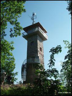 Alexandrova rozhledna u Adamova Lookout Tower, Czech Republic, Towers, Building, Places, Travel, Construction, Trips, Tours