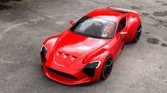 612 GTO III by Sasha Selipanov - cars concept - c7c74136614731.5722eb12ac8ab