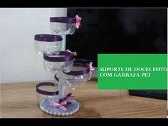 Baleiro Espiral / Feito com Garrafa Pet e Cabo de Vassoura | #Reciclarte - YouTube