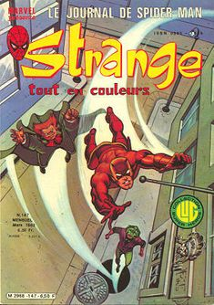 Strange #147 - Le journal de Spider-Man