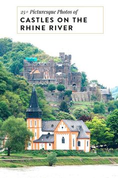 A travel guide to visiting German Castles on the Rhine River. How to see them on a river cruise, tour Marksburg Castle interiors, photos, history and more. We sailed aboard viking river cruises rhineland itinerary.     rhine river map, photos, images, hotels, rhine river cruise