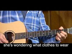 How to Play Clapton - Wonderful Tonight - Easy Acoustic Guitar Lessons - YouTube