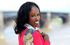 Olympian Jackie Joyner-Kersee will speak at SLU April 19 as part of 2012 Sports Business Symposium hosted by the Saint Louis University John Cook School of Business and Viasystems April 19.