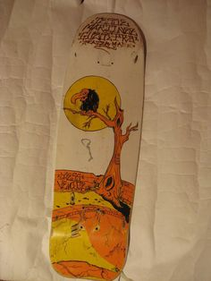 Jesse Martinez SKATER MADE 67/100 Skateboard Deck old school vintage Z boyz DTS #Unknown