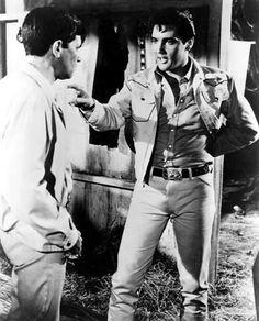 """Elvis """"Tickle Me"""""""
