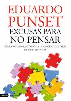 BOOK: Excusas para no pensar, Eduardo Punset.