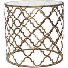 gilded cage table - Google Search