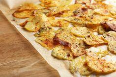 Recette facile de chips maison croustillante!