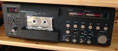 tandberg 3014 Cassette Recorder, Dream Machine, Hifi Audio, Loudspeaker, Audiophile, Black Men, Printer, Ears, Industrial