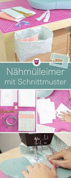 25 geniale Ideen für deinen Nähplatz | For the Home | Pinterest ...