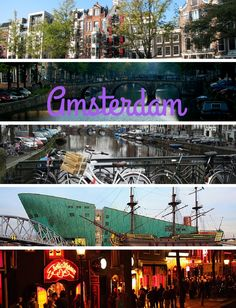 Amsterdam - First Timers One Month Europe Itinerary - The Trusted Traveller