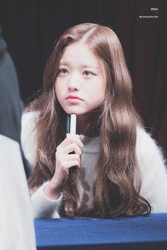 181110 Shinchon Jade Hall fan signing  #wonyoung #izone