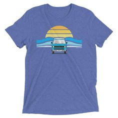 The perfect shirt for every Van Life enthusiast. #VanLife