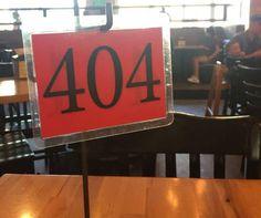 Table not found or food not found! #wordpressmeme #wordpresshumor #wordpress #website #lol #webdesign #webdeveloper #webdeveloperhumor #webdesignmeme #laugh #memeoftheday #humoroftheday #funnymeme #funpicture #funnyphoto #funny #hilarious #meme #lol #laughoutloud #humor #fun #codingmeme #codingfunny