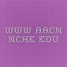 www.aacn.nche.edu