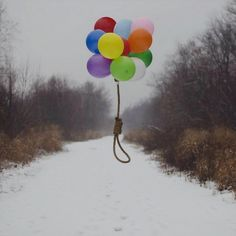 Christopher McKenney - Would would be a fun carnevil prop or accessory for a demented clown costume