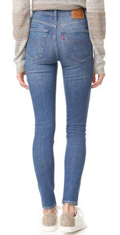 Levi's Mile High Super Skinny Jeans | SHOPBOP