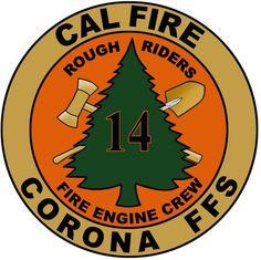 COL FIRE CORONA FFS