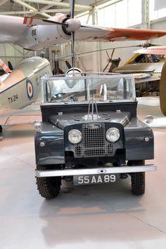 SERIE 1 in RAF MUSEUM