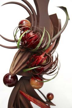 Chocolate Sculpture Patrick Roger