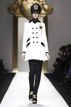 Moschino Ready To Wear Fall Winter 2013 Milan
