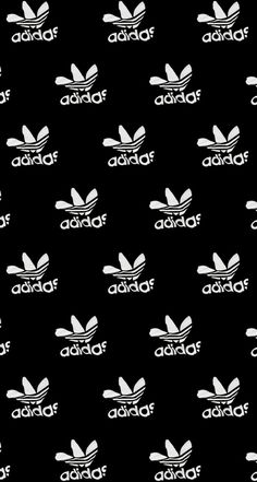Many White Vans Logo In Black Background Hd Wallpapers Iphone 4 And