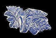 Carved Opal by Glenn Lehrer - Offered at a Christopher & Co. Gemshow