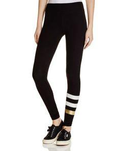 Sundry Striped Yoga Pants | Bloomingdale's