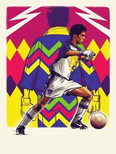 Football Is Life, Football Soccer, Fifa, Great Team, Goalkeeper, Soccer Players, World Cup, Instagram, Artwork