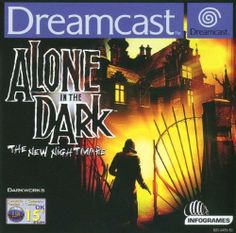 Alone in the Dark The New Nightmare #Dreamcast
