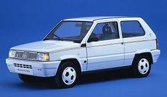Fiat Panda 4x4 Italia 90