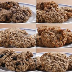 3-ingredient Breakfast Cookies by Tasty