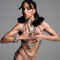 V Magazine FKA Twigs