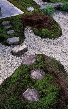 Minecraft Japanese Rock Garden tsubo-en is a private japanese zen buddhist garden, of the