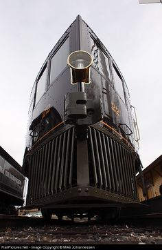 The Nevada State Railroad Museum unveiled its restored McKeen Motor Car Railroad Pictures, Rail Transport, Bonde, Rail Car, Old Trains, Train Pictures, Train Engines, Train Layouts, Steam Locomotive