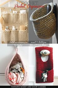 DiaryofaCreativeFanatic: Needlecrafts - Knit, Sew, Crochet - Home Organizers