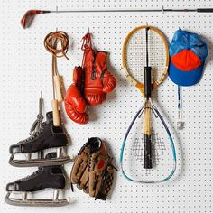 The pros and cons of using pegboard to organize the stuff in your garage.