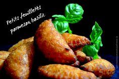 Cette recette de petits feuilletés parmesan basilic est parfaite pour un apéritif ou bien pour accompagner une salade. La cuisson de ces petits feuilletés se fait dans un bain de friture en quelqu…