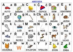 Tak TROCHU ... jiný svět: Járova obrázková abeceda