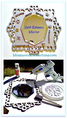 Self-Esteem Mirror This social skills activity is designed to bolster self-esteem and perspective taking skills.