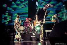 Red Hot Chili Peppers - Photos From Denver  #ConcertPhotography