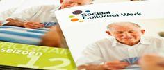 Projectmanagement / Coordineren drukwerk / Tekstschrijven en redigeren / Programmaboekje (klant Sociaal Cultureel Werk ) - Communicatiebureau Youniq