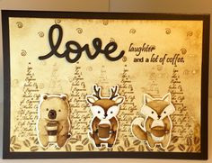 Beau Monde Designs - PAINTED USING NOTHING BUT COFFEE!