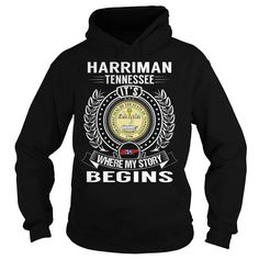 Harriman, Tennessee Its Where My Story Begins