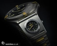 UTC on the Breitling Aerospace. We Buy and Sell Breitling watches. Contact Us - www.watches.co.uk