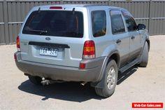 2004 Ford Escape auto with reg not x trail tribute #ford #escape #forsale #australia