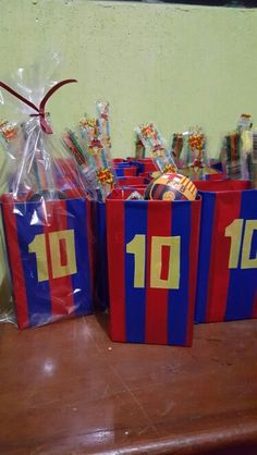 Barca party Soccer Birthday Parties, 11th Birthday, Barcelona Soccer Party, Ideas Para Fiestas, Party Planning, Party Time, Party Supplies, Birthdays, Messi