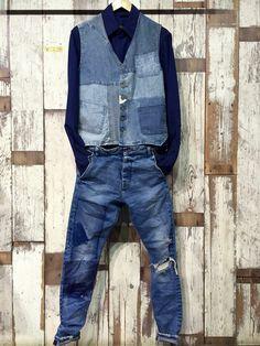Denim Premiere Vision, November 2015 uniforms Designed and Developed at Denim Clothing Company. #Uniforms #Denim #Jeans #Indigo #Denimbypv #Premierevision #Trend #Barcelona #DCC #Denimclothingcompany